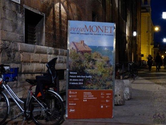verona manifesto mostra Verso Monet. Storia del paesaggio dal Seicento al Novecento