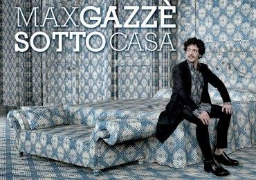 """Max Gazzé il 1° giugno """"Sotto Casa"""" al Teatro Romano di Verona"""
