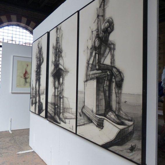 Mostra Luis Israel Gonzáles e Ramon Ramirez Ruiz 3 maggio 2013 ore 16,00 – 20,00 4 – 5 maggio 2013 ore 10,00 – 20,00 Piazza dei Signori, Loggia Vecchia, Verona