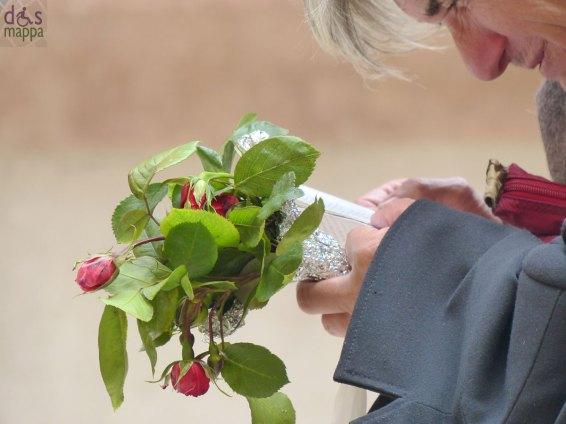 La piccola chiesa di Santa Maria Antica (vedi scheda accessibilità), situata nelle immediate vicinanze di piazza Erbe e delle Arche Scaligere è abituale meta di turisti italiani e stranieri. Tuttavia ogni anno il 22 maggio essa diventa teatro di un evento suggestivo: tantissime donne si ritrovano qui portando con sé un mazzo di rose da far benedire. Si tratta del rito più caro alle devote di Santa Rita da Cascia, il quale fa parte delle celebrazioni che si tengono ogni anno in occasione dell'anniversario della sua morte, avvenuta il 22 maggio 1447. Nel corso della giornata vengono celebrate varie messe: all'inizio e al termine di ognuna di esse i fedeli vengono invitati al alzare i mazzi di rose per ricevere la benedizione. Inoltre al termine delle stesse è possibile vedere e toccare una reliquia della santa.