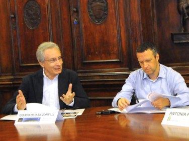 Presentazione al Comune di Verona di RUMORS FESTIVAL – ILLAZIONI VOCALI AL TEATRO ROMANO