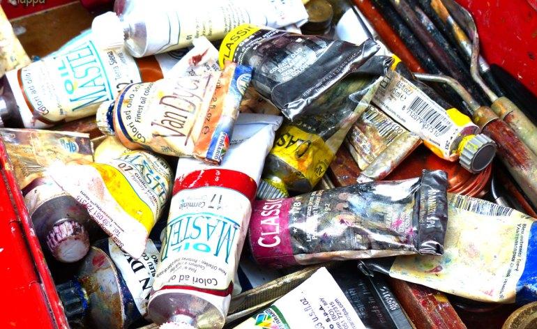 20130609 verona in arte tubetto colore olio