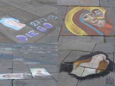L'associazione Luce Arts Work Shop si occupa da più di 30 anni di formazione con la Scuola internazionale dei Madonnari, e organizzazione di mostre d'arte. Raccoglie artisti di ogni genere: artisti di strada, madonnari, pittori, scultori, fotografi, registi. L'arte del madonnaro è un'arte antica: artista che dipinge o scolpisce immagini della Madonna; in particolare, chi disegna madonne o soggetti sacri con i gessi colorati sui sagrati delle chiese o sui marciapiedi.