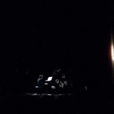Teatro Nuovo di Verona VEXATIONS Iaia Forte   Leonardo Zunica di Erik Satie   concerto spettacolo voci Iaia Forte   Paolo Valerio   arte Marco Campedelli