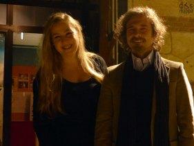 Isabella Caserta e Francesco Laruffa