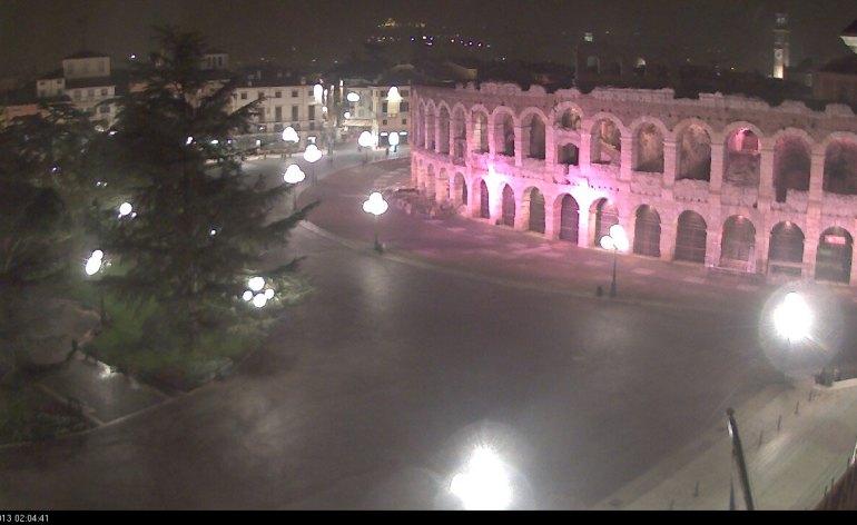 arena in rosa verona
