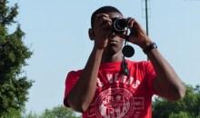 Fotografo all'African Summer School