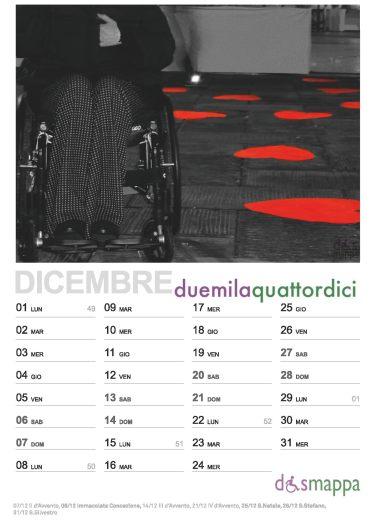 Calendario 2014 disMappa in regalo