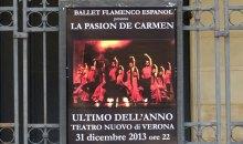 Capodanno flamenco al Teatro Nuovo