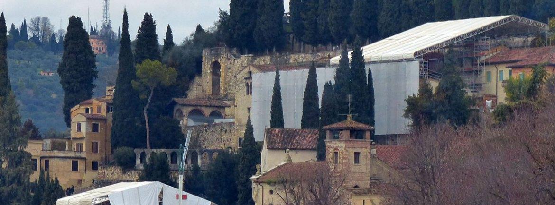 20131229 Cantiere per la ristrutturazione di Teatro Romano e Museo Archeologico