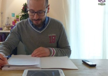 20140122 Francesco Averna Verona In intervista dismappa