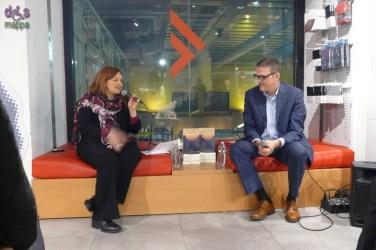 Francesco Bricolo e Fabiana Bussola presentazione libro