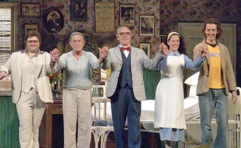 20140204 Applausi Ragazzi irresistibili Teatro Nuovo Verona