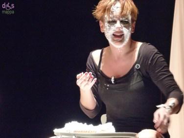 Ofelia 4e48 di Stefano Cenci con Elisa Lolli al Teatro Camploy di Verona
