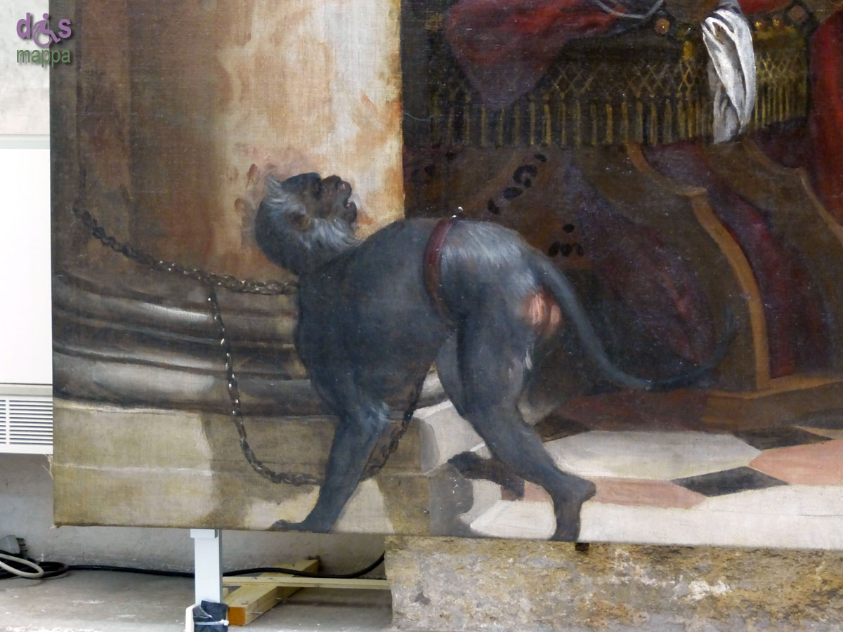 20140222 Scimmia Cena di Levi Paolo Veronese