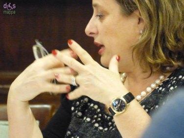 20140227 Conferenza stampa 8 marzo donne Verona Antonia