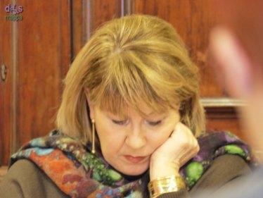 20140227 Conferenza stampa 8 marzo donne Verona Cinzia