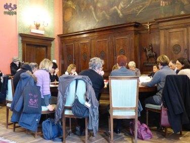 20140227 Conferenza stampa 8 marzo donne Verona Sala Arazzi