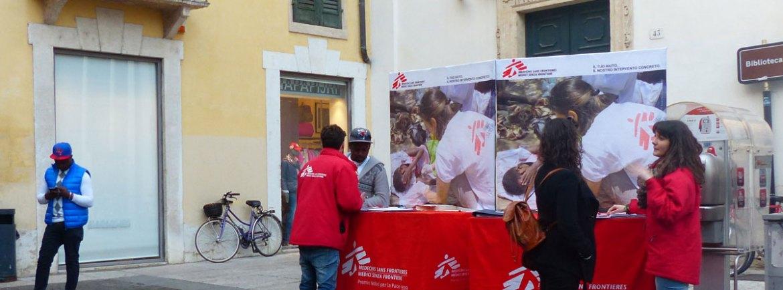 20140319 Medici senza frontiere Biblioteca Civica Verona