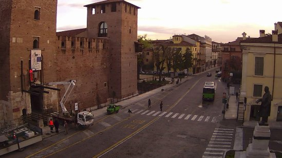 20140324 Castelvecchio nuova mostra webcam Verona