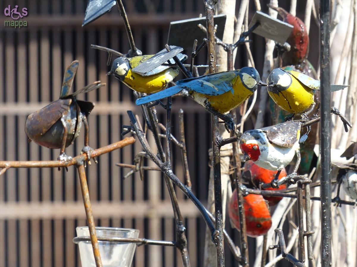 20140329 Animali ferro riciclato Verona in fiore uccellini 368