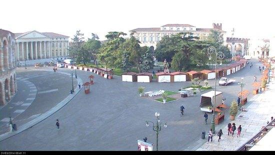 20140331 Verona in fiore Piazza Bra