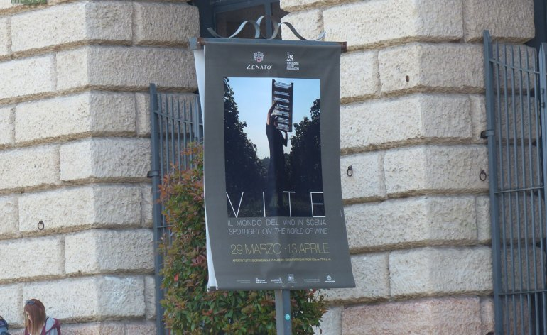 20140328 Mostra fotografica vite Gran Guardia Verona
