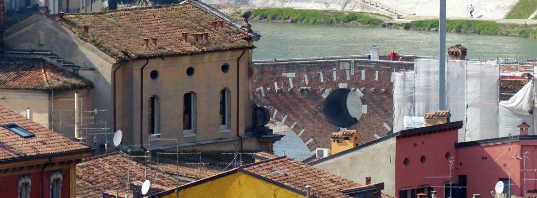 20140331 Ponte Pietra da San Zeno in Monte Verona