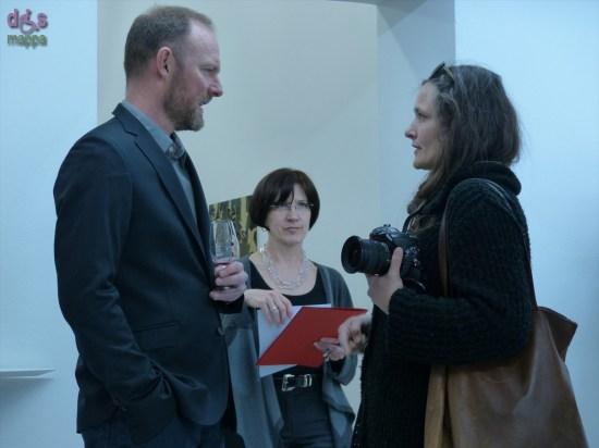 Arthur Duff a Studio la città Verona con Ida Cassin