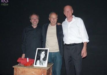 Veglia per Eluano Englaro al Teatro Laboratorio di Verona