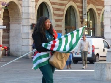20140416 Manifestazione lavoratici Abital Corneliani Verona 745
