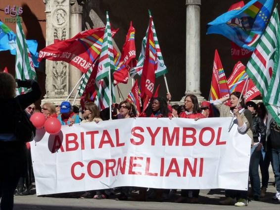 20140416 Manifestazione lavoratici Abital Corneliani Verona 789