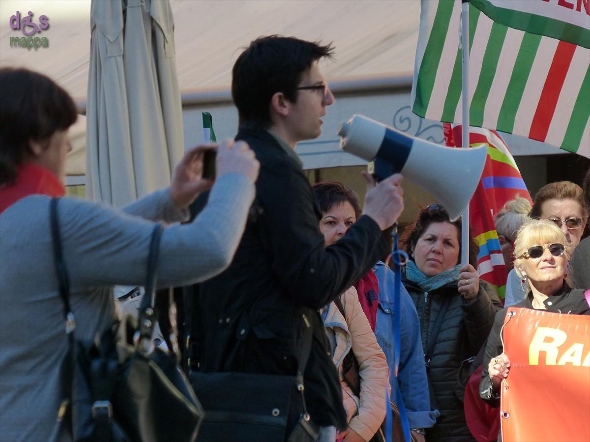 20140416 Manifestazione lavoratici Abital Corneliani Verona 794