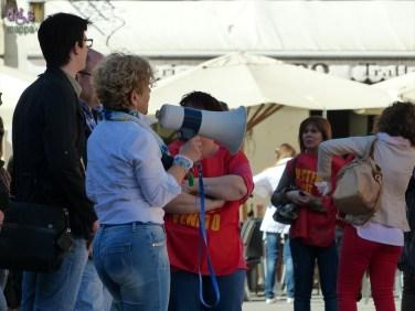 20140416 Manifestazione lavoratici Abital Corneliani Verona 811