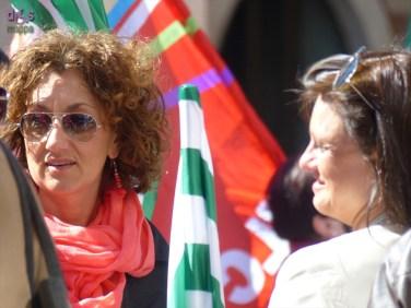20140416 Manifestazione lavoratici Abital Corneliani Verona 878