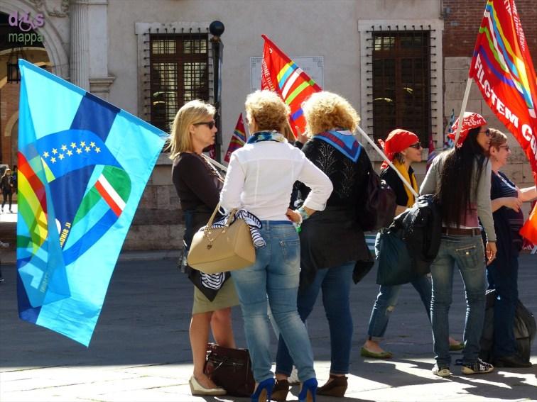 20140416 Manifestazione lavoratici Abital Corneliani Verona 881