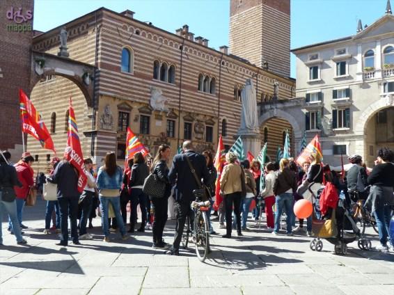 20140416 Manifestazione lavoratici Abital Corneliani Verona 882