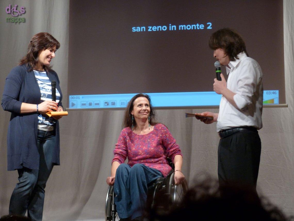premiazione dismappa per fotografie festival san zeno in monte verona