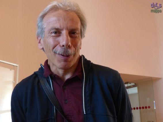 L'attore Giovanni Storti