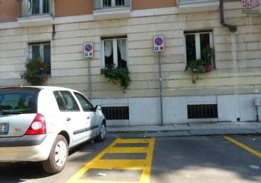 20140505 Parcheggi disabili Lungadige Verona