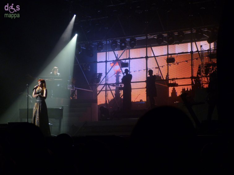 Noemi Concerto Made in London Tour Teatro Filarmonico Verona