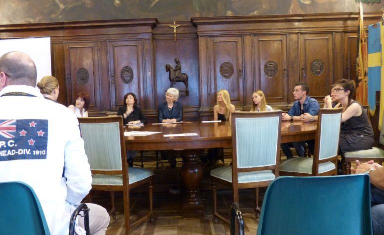 20140530 Presentazione CasaOz Sala Arazzi Verona