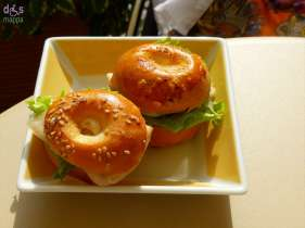 20140810 Mini Bagel Caffe Wallner Verona