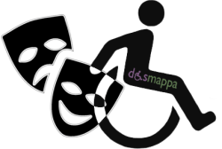 Logo Manifesto dei Teatri accessibili Associazione disMappa