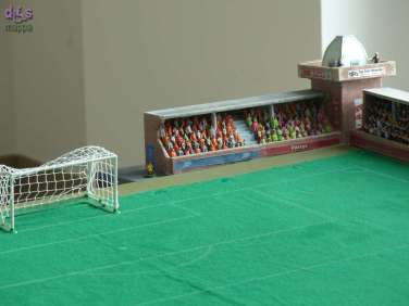 Stadio miniatura