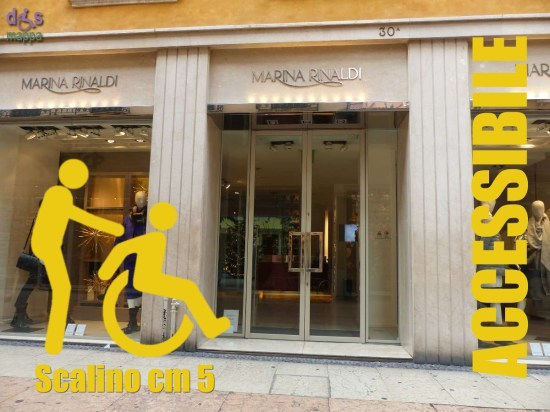15-Marina-Rinaldi-via-Mazzini-Verona-Accessibilita-disabili