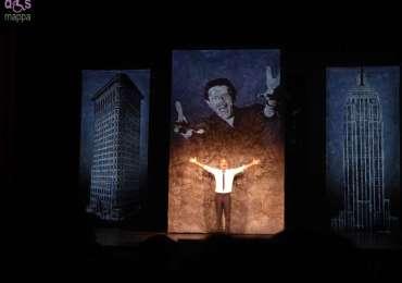 Teatro Nuovo di Verona 2-3-4 dicembre 2014 PENSO CHE UN SOGNO COSÌ... regia Giampiero Solari di Giuseppe Fiorello e Vittorio Moroni con Giuseppe Fiorello Musiche eseguite dal vivo da Daniele Bonaviri e Fabrizio Palma