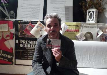 20141203Francesco Colella Teatro Laboratorio Verona