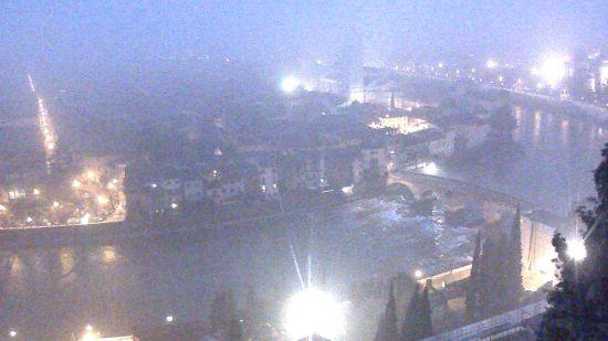 20141220 Webcam alba veduta Verona
