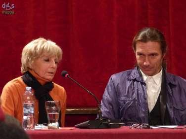 """""""Incontro con la compagnia"""" gli attori Chiara Caselli e Paolo Valerio dialogano con il pubblico"""